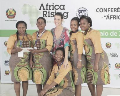 IMF – Africa Rising