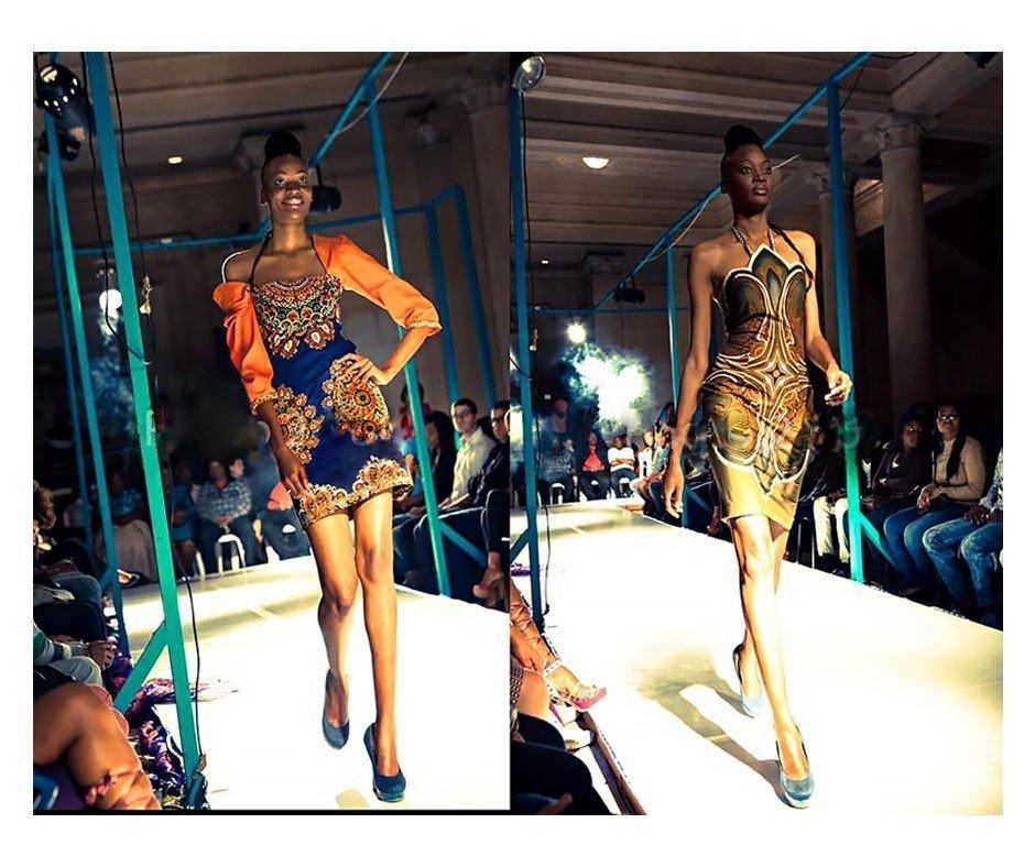 Capulana Fashion Show, vestiges de capulana