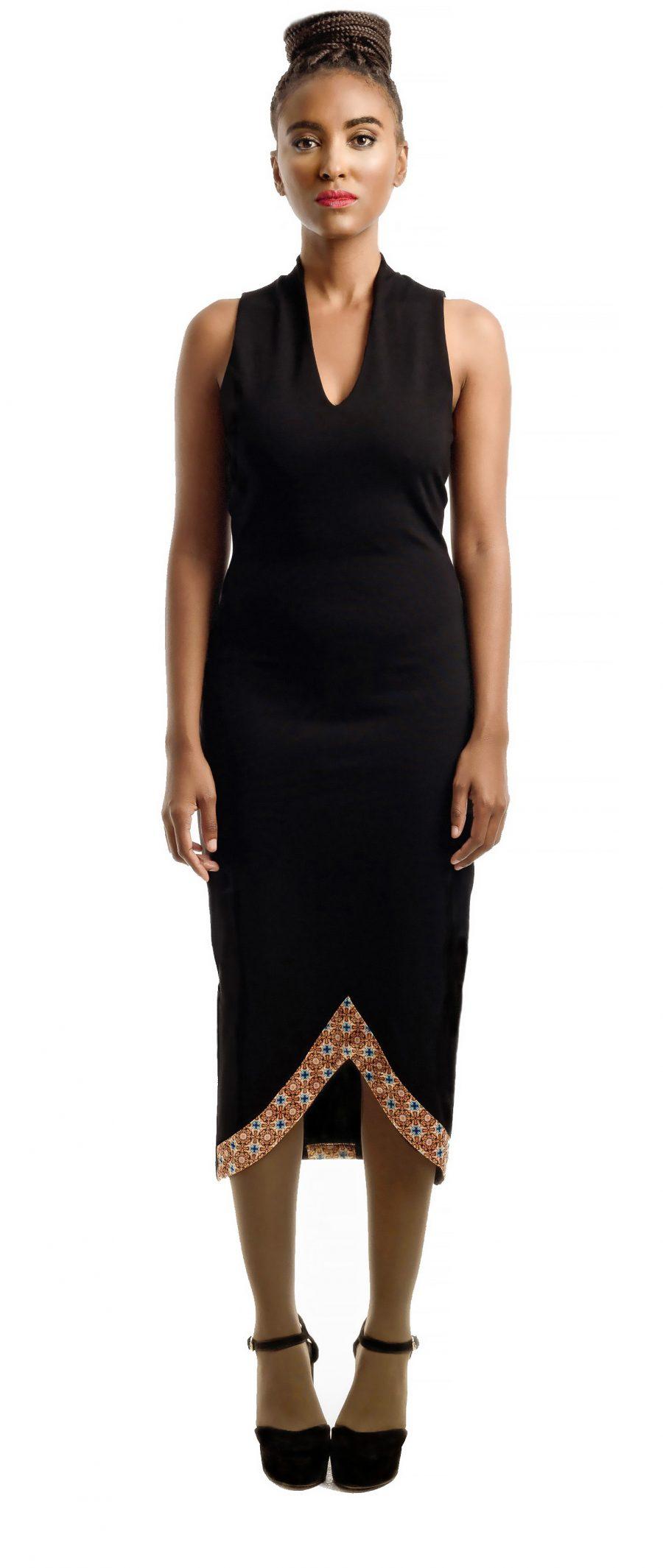 latest ankara styles 2020 for ladies. vestido de capulana 2020